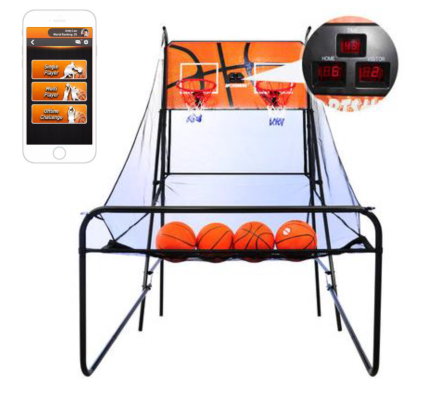 FunWin STEM Online Basketball Machine - V2.1a