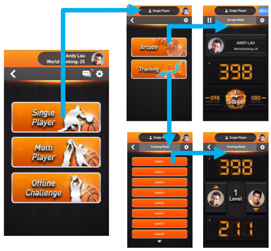 FunWin STEM Online Basketball Machine - V2.1b